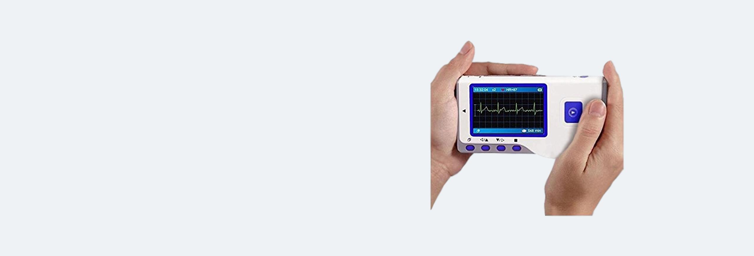 Portable ECG Heart Monitor