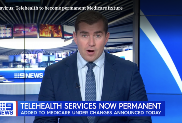Channel Nine News Telehealth Services