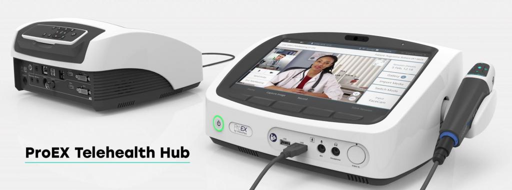 ProEX telehealth hub